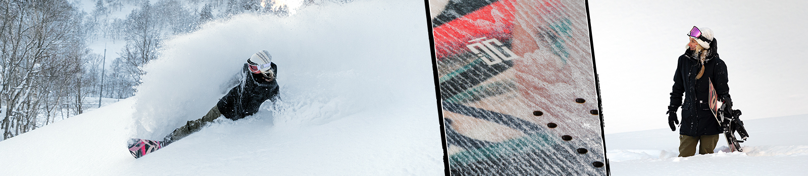 Womens Snowboard Shop at DC Shoes